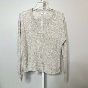 Feel The Piece Linen Rayon Thin Knit Sweater